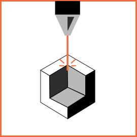 pictogramme impression 3d Prototype & Série