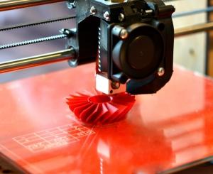 Frittage laser sélectif impression 3D forme et couleur Prototype & Série