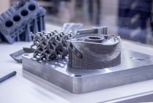 frittage poudre impression 3D sur pièce de métal Prototype & Série