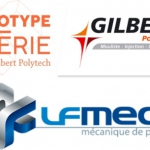 les 3 sociétés soeurs Prototype & Série - Gilbert Polytech et LF Méca