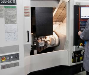 centre usinage 5 axes Prototype & Série