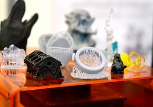 Prototype & Série : stéréolithographie impression 3D